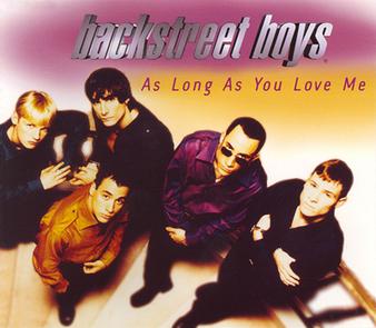 Backstreet Boys As Long As You Love Me