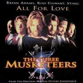 Bryan Adams All For Love (w/ Rod Stewart & Sting)