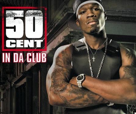50 Cent In Da Club