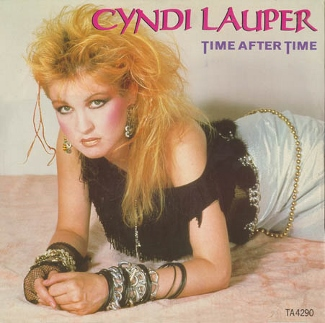 Cyndi Lauper Time After Time