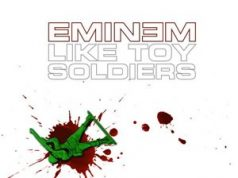 Eminem Like Toy Soldiers
