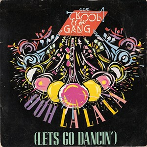 Kool and the Gang Lets Go Dancing