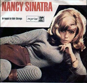 Nancy Sinatra As Tears Go By