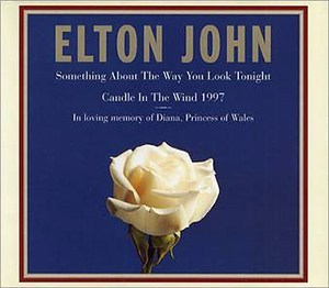 Elton John – Candle In The Wind / Goodbye England's Rose
