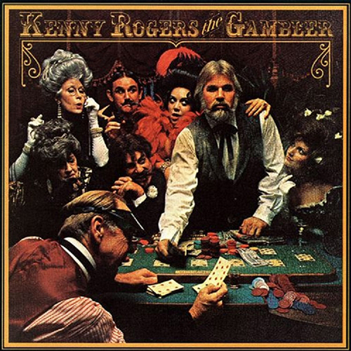 Kenny Rogers - The Gambler / Momma's Waiting