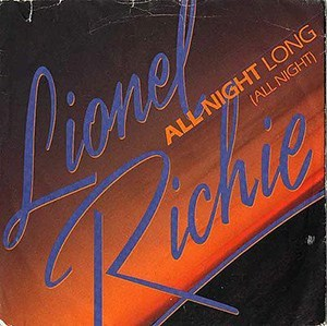 Lionel Richie All Night Long (All Night)