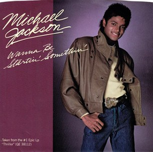 Michael Jackson Wanna Be Startin Somethin + 2008 Version [with Akon]