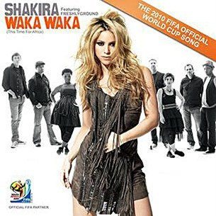 Shakira Waka Waka (This Time for Africa)