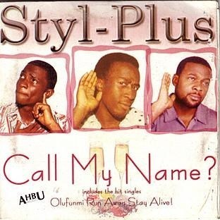 Styl Plus Call My Name