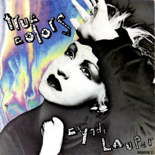 Cyndi Lauper True Colors