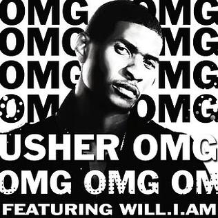 Usher OMG (ft. will.i.am)