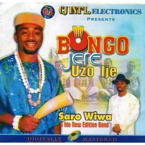 Saro Wiwa Bongo Jere Uzo Ije (Track A/B)