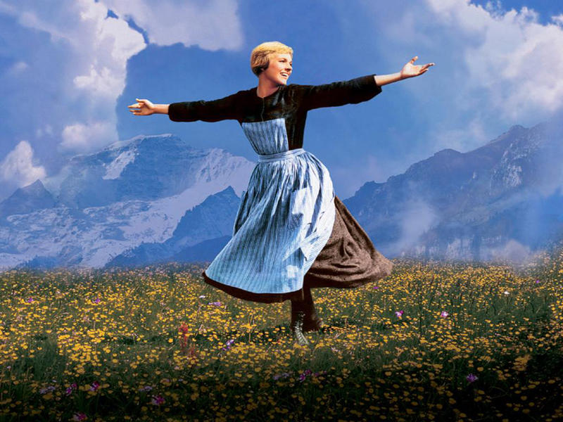 The Sound of Music My Favorite Things