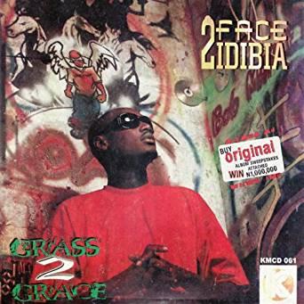 2face Idibia No Shaking