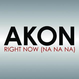 Akon Right Now (Na Na Na) + Remix