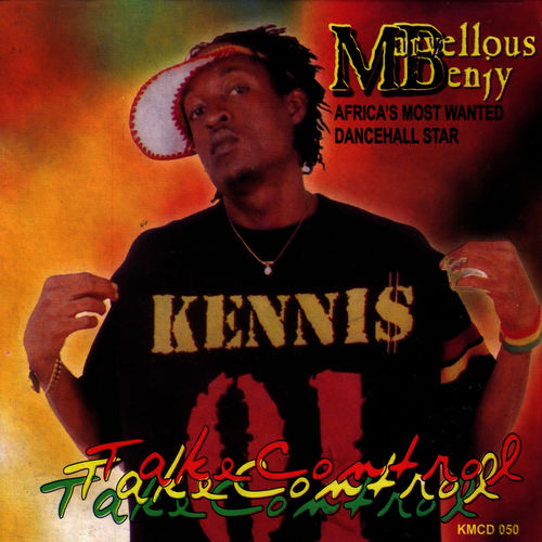 Marvellous Benjy Take Control Album Tracks