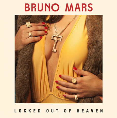 Bruno Mars Locked Out Of Heaven