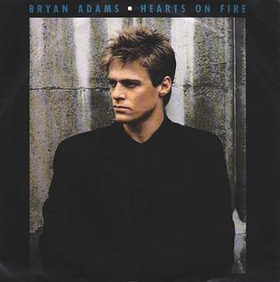 Bryan Adams Hearts on Fire
