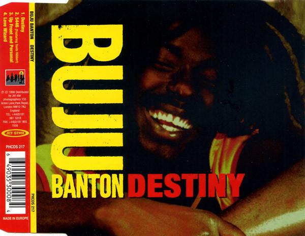 Buju Banton Destiny