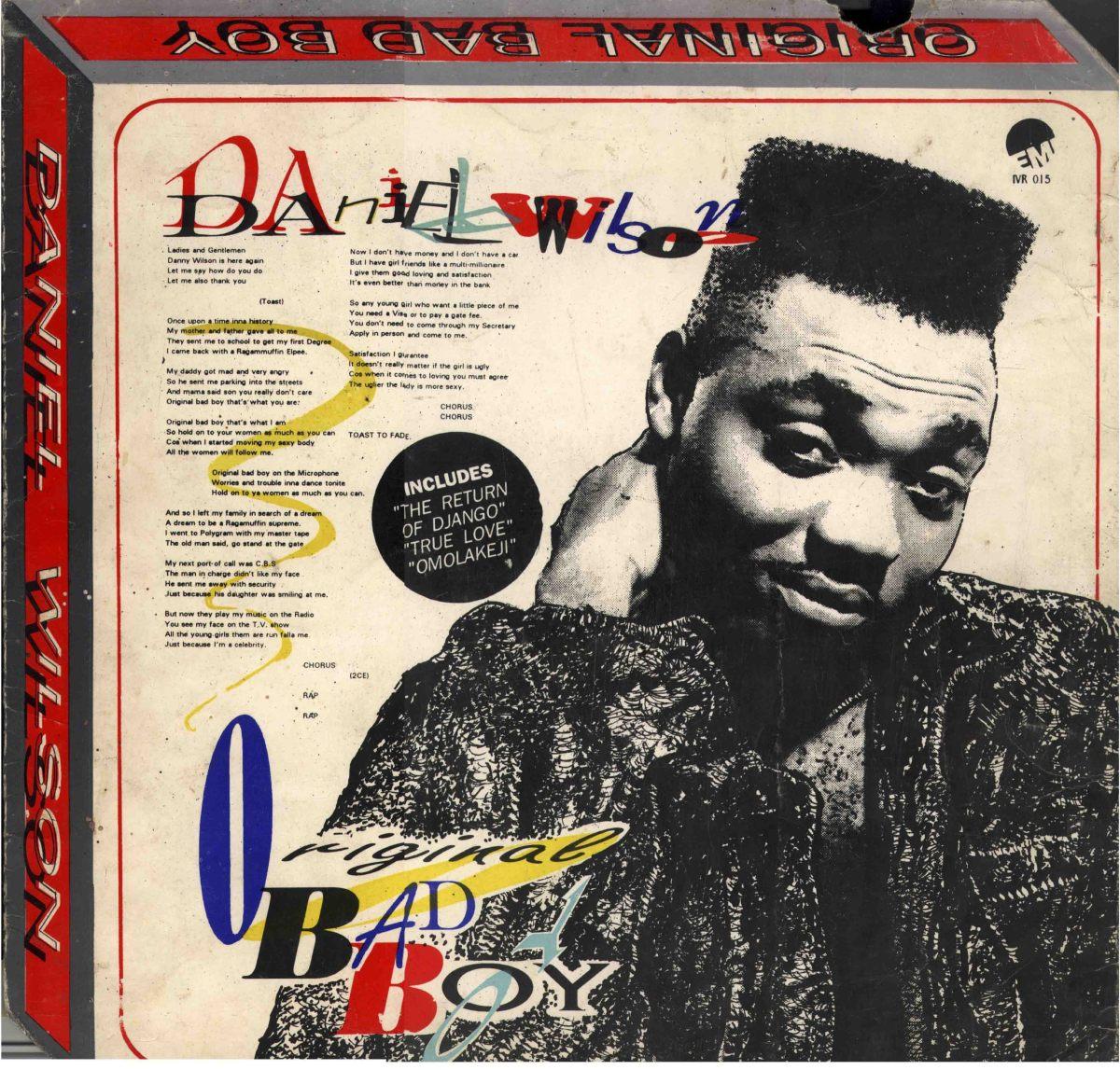 Danny Wilson Original Bad Boy