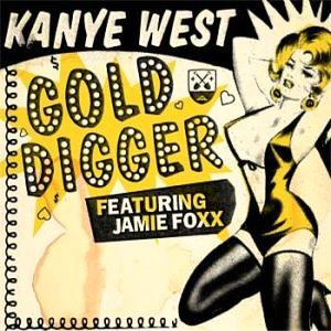 Kanye West Gold Digger (ft. Jamie Foxx)