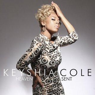 Keyshia Cole Heaven Sent