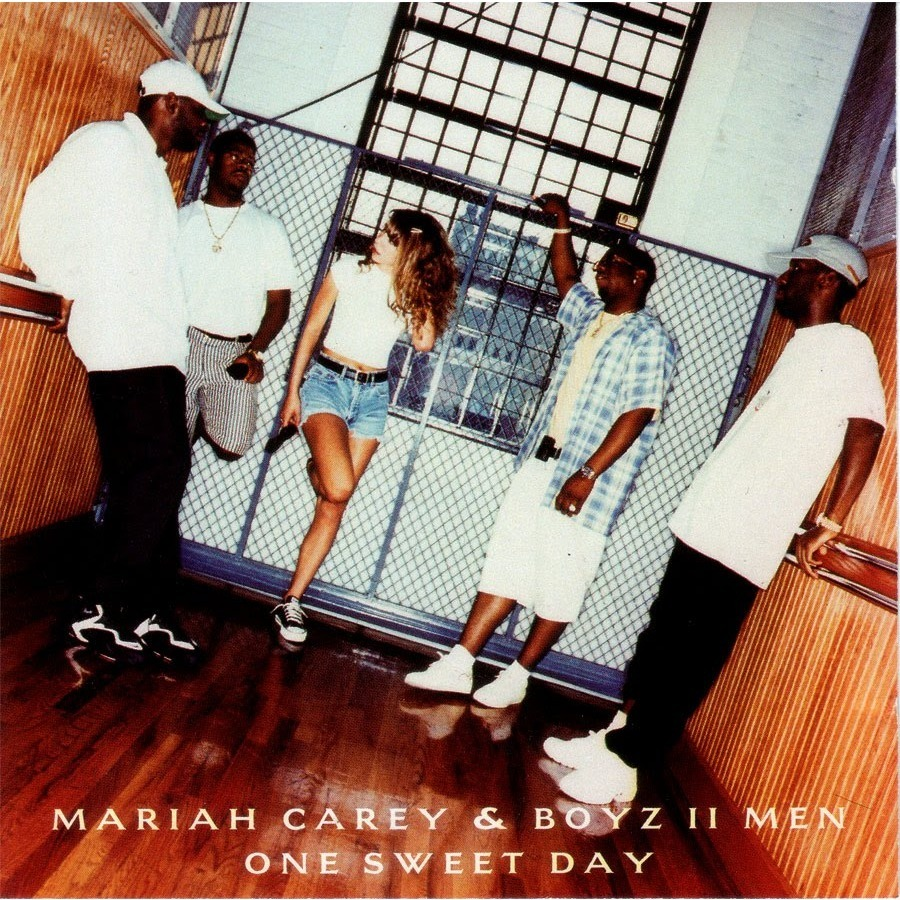 Mariah Carey and Boyz II Men One Sweet Day