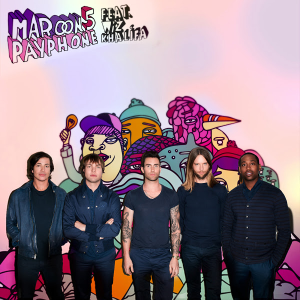 Maroon 5 Payphone (ft. Wiz Khalifa)