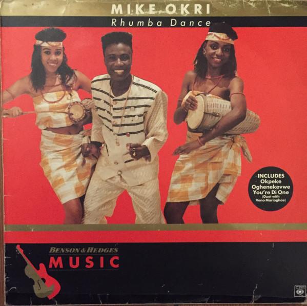 Mike Okri Rhumba Dance