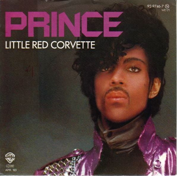 Prince Little Red Corvette (Single Version)