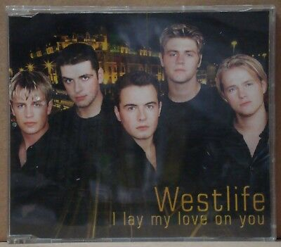 Westlife I Lay My Love On You / En Ti Deje Mi Amor