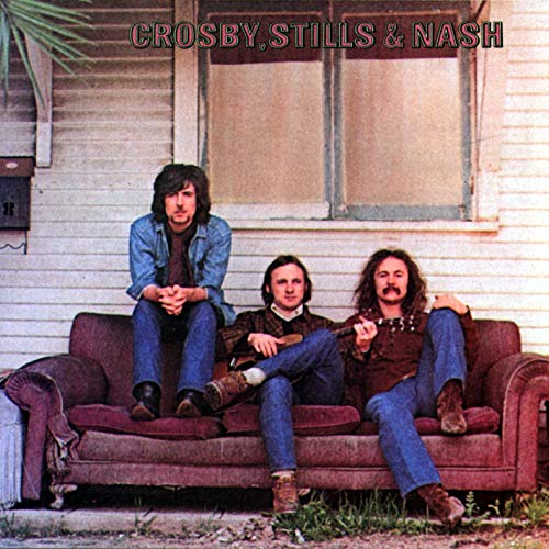 Crosby Stills and Nash Helplessly Hoping