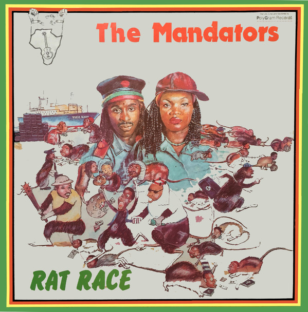 The Mandators Rat Race