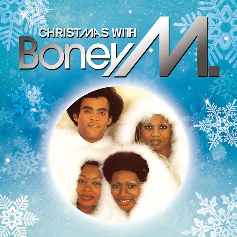 [Album]: Boney M. – Christmas with Boney M.