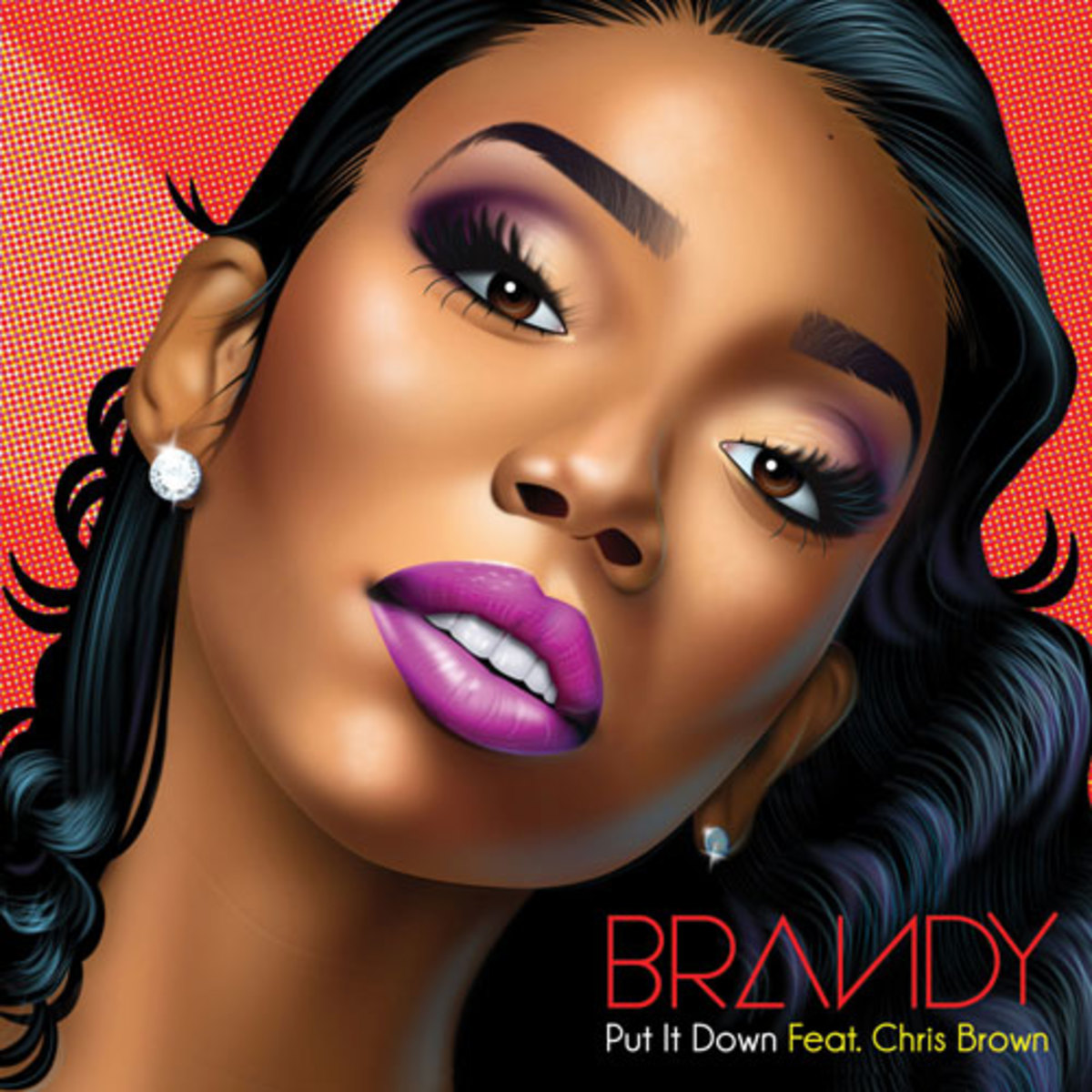 Brandy Put It Down ft. Chris Brown