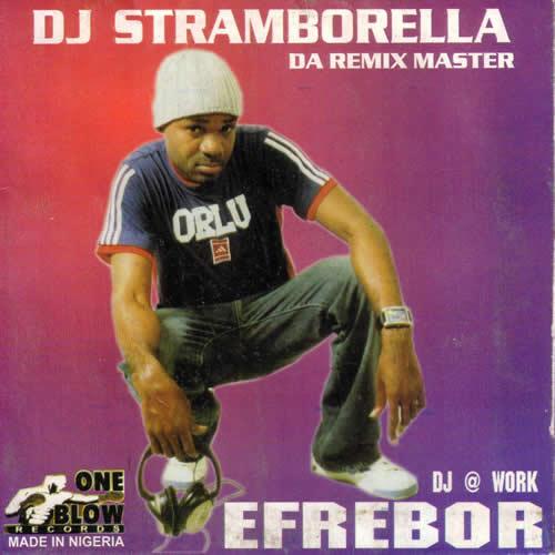 DJ Stramborella Efrebor