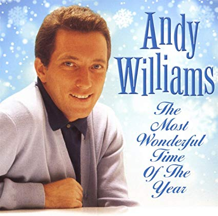 Andy Williams It's the Most Wonderful Time of the Year
