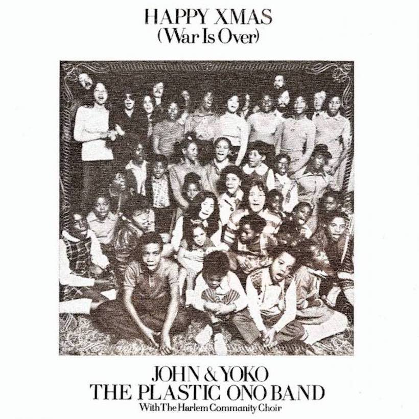 John Lennon & Yoko Ono Happy Xmas (War Is Over)