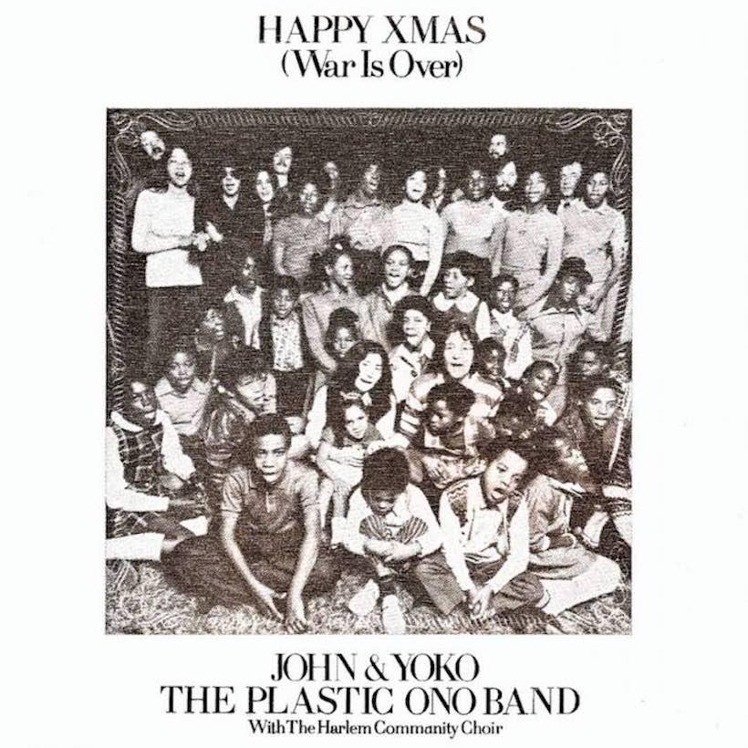 John Lennon & Yoko Ono Happy Xmas (War Is Over)