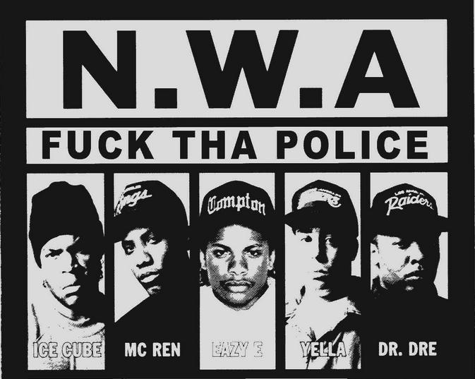 NWA Fuck tha Police