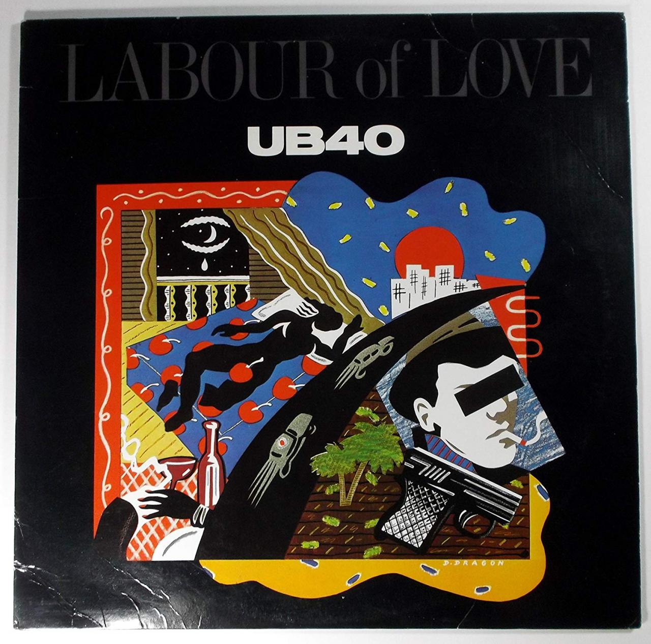 UB40 She Caught The Train