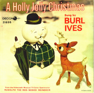 Burl Ives A Holly Jolly Christmas