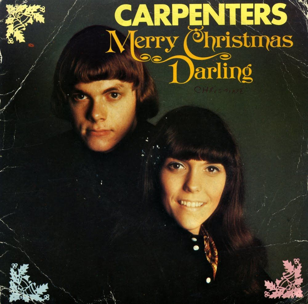Carpenters Merry Christmas Darling