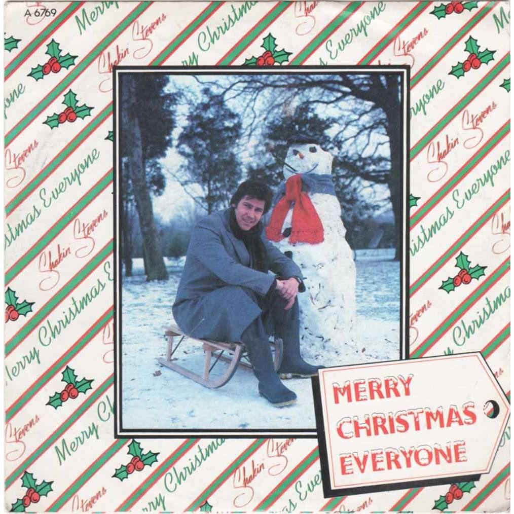 Shakin' Stevens Merry Christmas Everyone