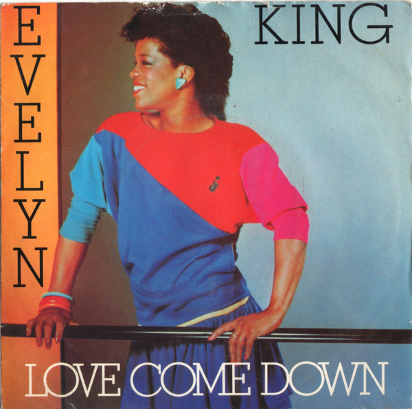 Evelyn Champagne King Love Come Down