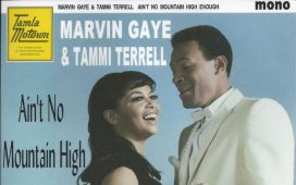 Marvin Gaye & Tammi Terrell Ain't No Mountain High Enough