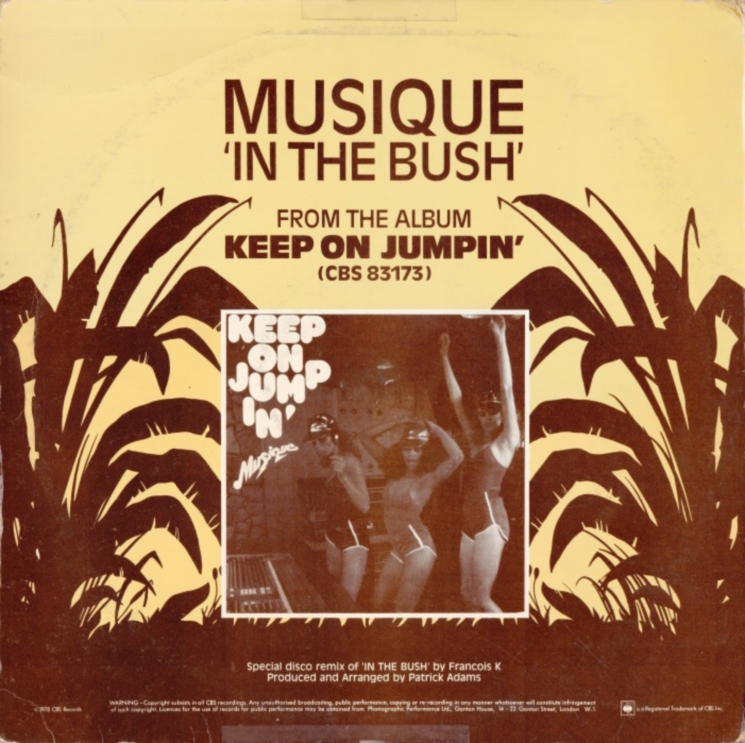 Musique In The Bush