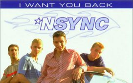 NSYNC I Want You Back