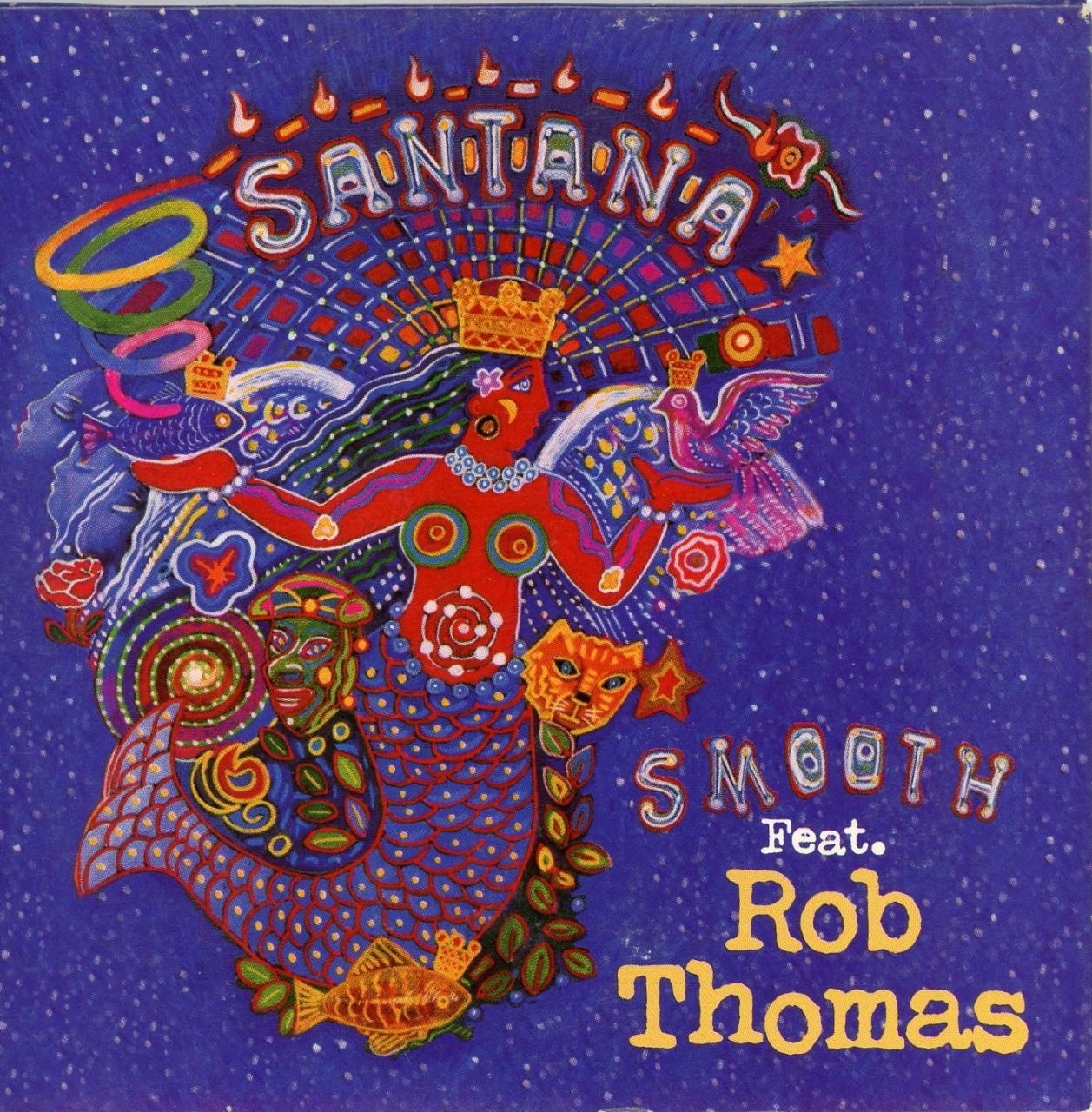 Santana Smooth (ft. Rob Thomas)