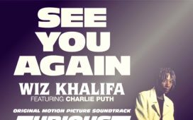 Wiz Khalifa See You Again (feat. Charlie Puth)